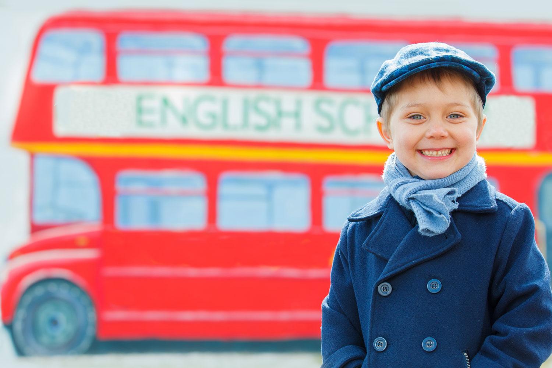 App inglese bambini