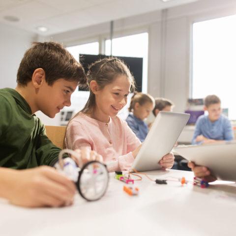 insegnare ai bambini a programmare
