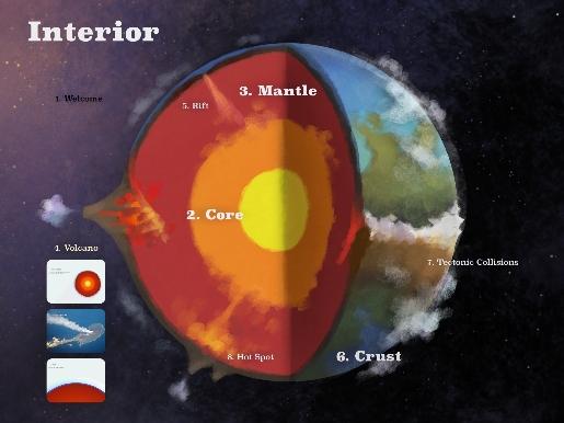 Earth primer un 39 app per scoprire le scienze e i segreti for Posso ottenere un mutuo solo sulla terra