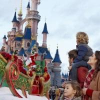 Disneyland Paris Volo Hotel Ingrebo