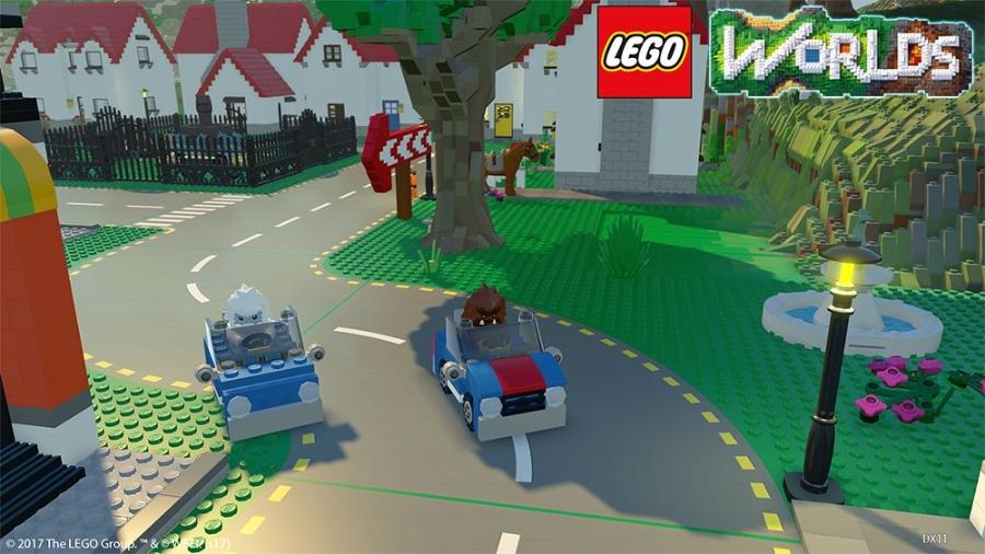 Videogioco LEGO Worlds