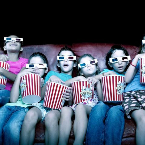 cinema bambini