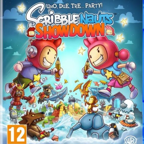 Scribblenauts_Showdown
