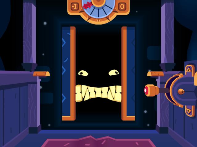 Toca Mystery house app