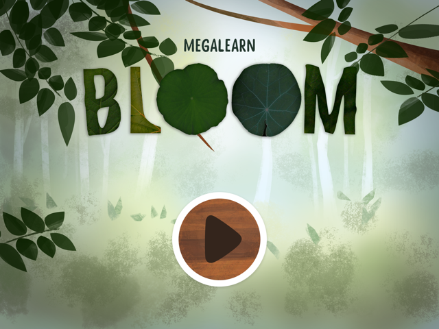 app Bloom Megalearn