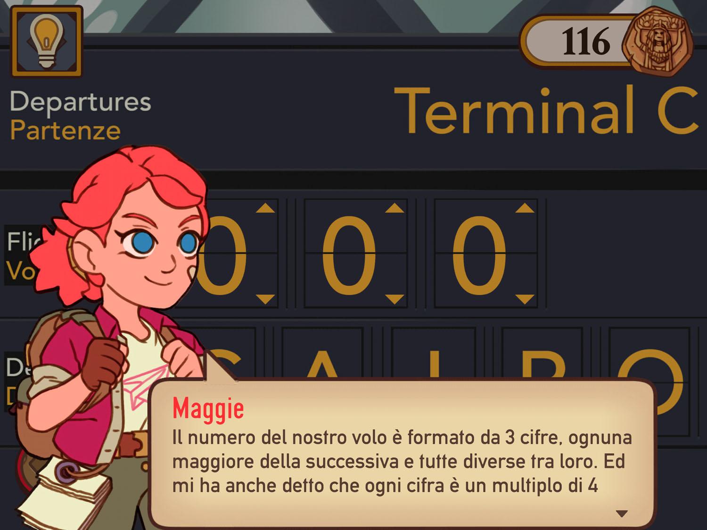 Maggie - Il Tesoro di Seshat
