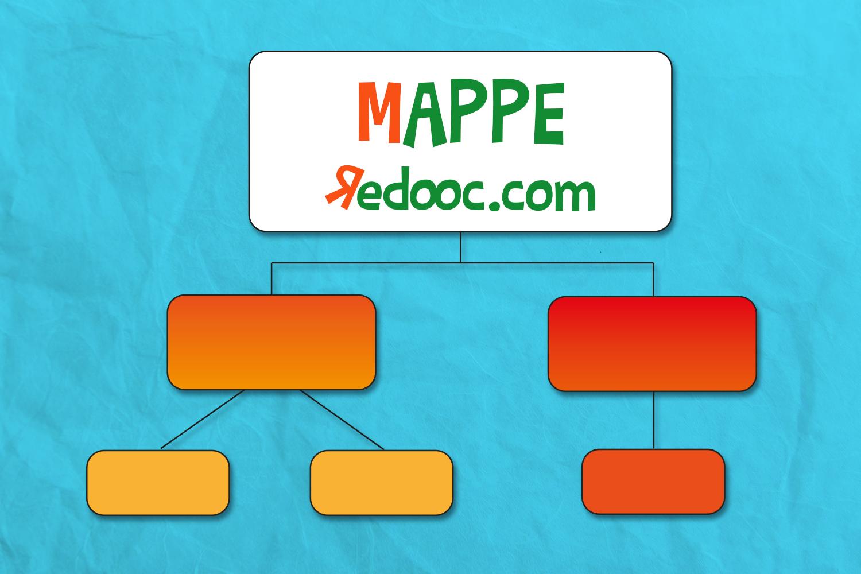 Mappe mentali Redooc