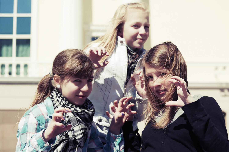 amicizia adolescenti social